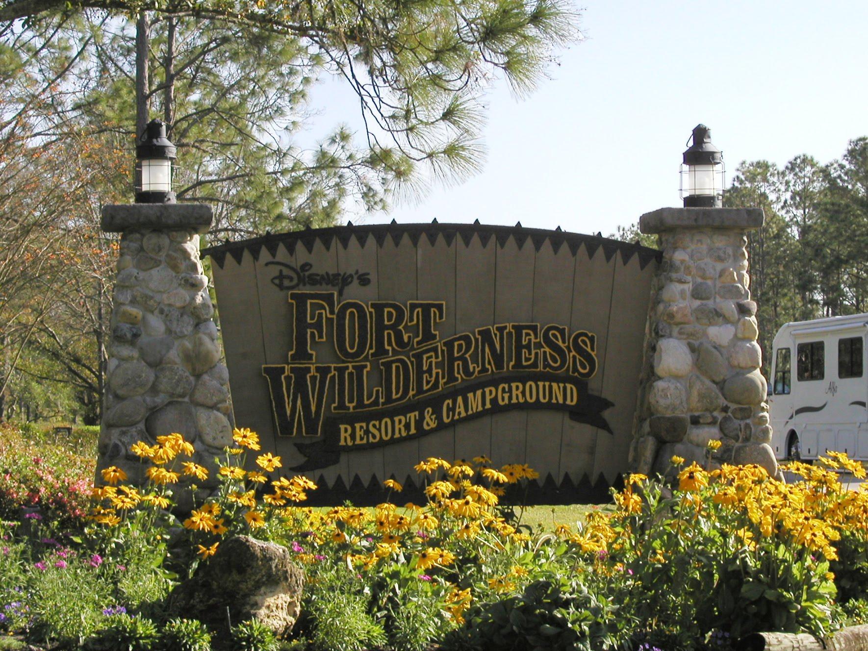Disney S Fort Wilderness Camper Rental Camper Rental Adventures Of